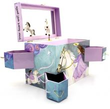 Discover Musical Jewellery Box